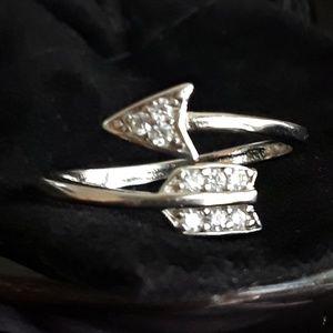 SS Arrow Ring